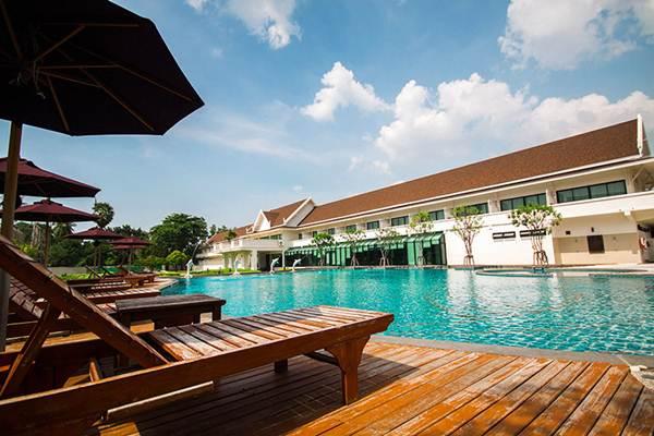ที่พักบางแสน โรงแรมบางแสน เฮอริเทจ  (Bangsaen Heritage Hotel)